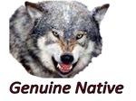 Genuine Native Wolf