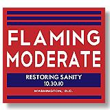 Flaming Moderate