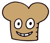 Toast dude!
