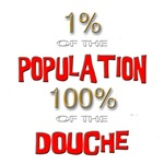 100% Douche