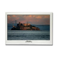 sf bay gifts - alcatraz magnets