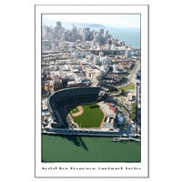 SF Bay Gifts - San Francisco Aerial Landmarks
