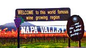 About Napa Valley Wine Growing Region