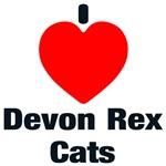 I love Devon Rex Cats