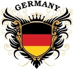 German Flag T-shirts & Gifts