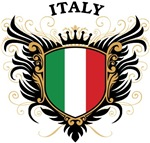 Italian Flag T-shirts & Gifts