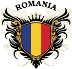 Romanian Flag T-shirts & Gifts