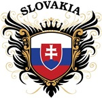 Slovak Flag T-shirts & Gifts