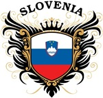 Slovenian Flag T-shirts & Gifts