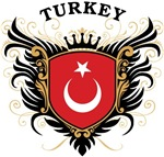 Turkish Flag T-shirts & Gifts