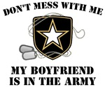My boyfriend is in the Army