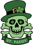 St. Paddy's Skull