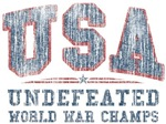 V. USA World War Champs