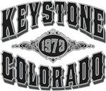 Keystone 1973 Black & Silver