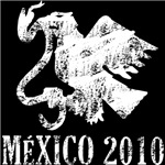 Mexico - Eagle - White