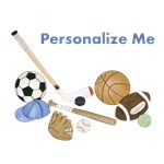 Personalize Me - Customized Sports Gifts