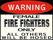 Female Firefighters: Gifts & Apparel