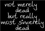 Sincerely Dead 1