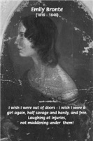 Female Novelists: Emily Bronte Wuthering Heights