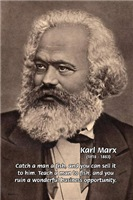 Political Economics: Karl Marx History Analysis