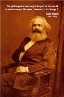 Marx: Influence of Philosophy, Power of Change
