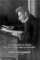 Truth Existentialism: Soren Kierkegaard