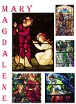Mary Magdalene in Stained Glass Designs