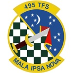 495th Tactical Fighter Squadron 'Roosters'