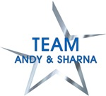 Team Andy & Sharna