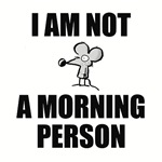Pearls Before Swine Morning Person