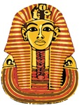 KING TUT-THE GOLDEN PHARAOH