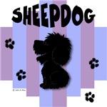 Sheepdog Blue/Purple Stripe