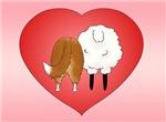 Sheltie Valentine