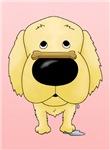 Golden Retriever - I Noz How To Treat You Right