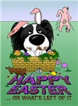 Papillon - Happy Easter