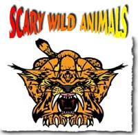 SCARY WILD ANIMALS