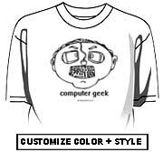 computer geek art