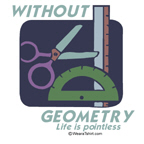 Without Geometry