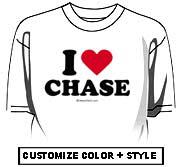 I love Chase