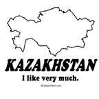 Kazakhstan, I like very much