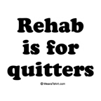 Rebab is for quitters