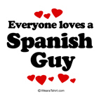 Everyone loves a spanish guy