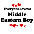 Everyone loves a Middle Eastern boy