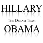 Hillary / Obama: The dream team