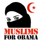 ANTI-OBAMA / MUSLIMS FOR OBAMA