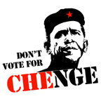 Don't vote for Chenge