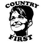 SARAH PALIN: Country First