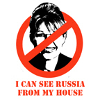 ANTI-PALIN / I can see Russia from my house