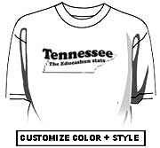Tennessee - The Educashun State