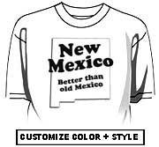 New Mexico - Better than old Mexico